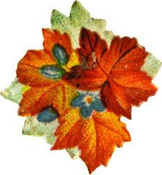 leaves-square