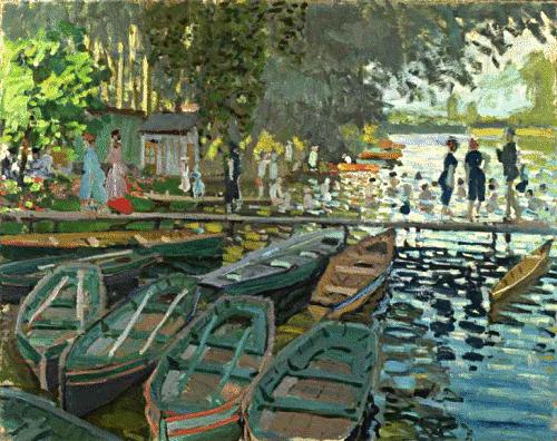 Monet__Bathers_at_La_Grenouillere