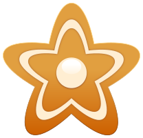 gingerbread_star