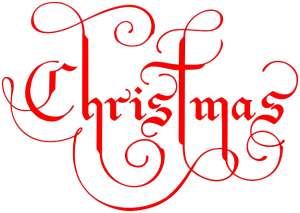 Christmas Ornate: wpclipart